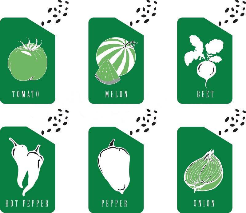 Органични семена