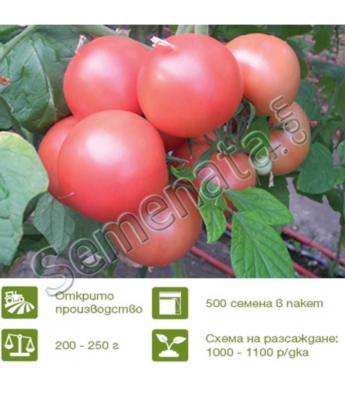 Розови домати Хепинет (Hapynet)